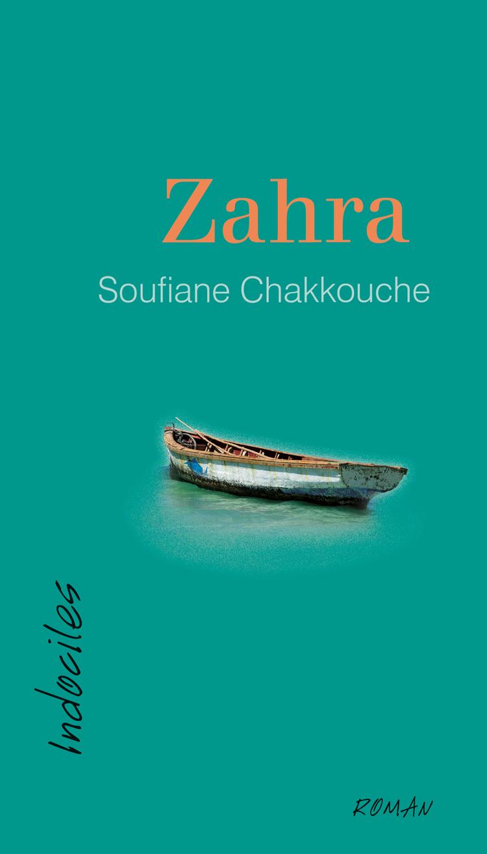 Zahra, de Soufiane Chakkouche - Les Éditions David